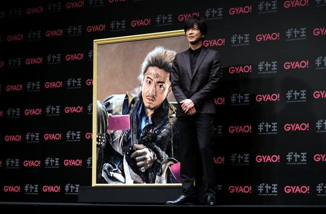 画像: 「うちにはこの肖像画を飾る大広間はないです!」