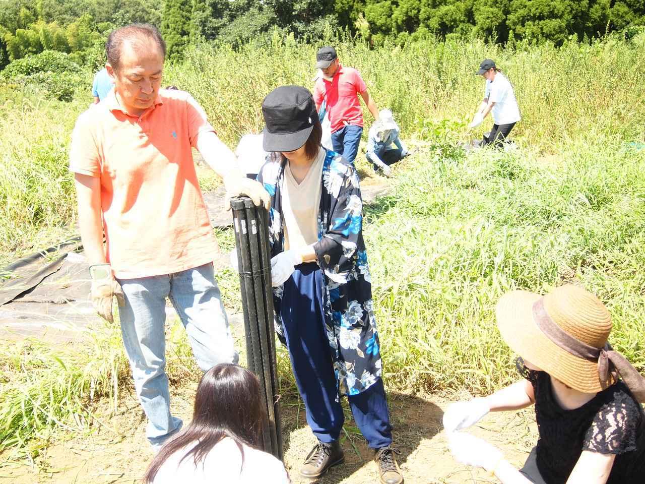 画像5: Farming Garden in リソル生命の森 イベントリポート