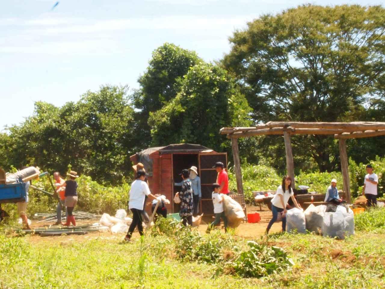 画像8: Farming Garden in リソル生命の森 イベントリポート