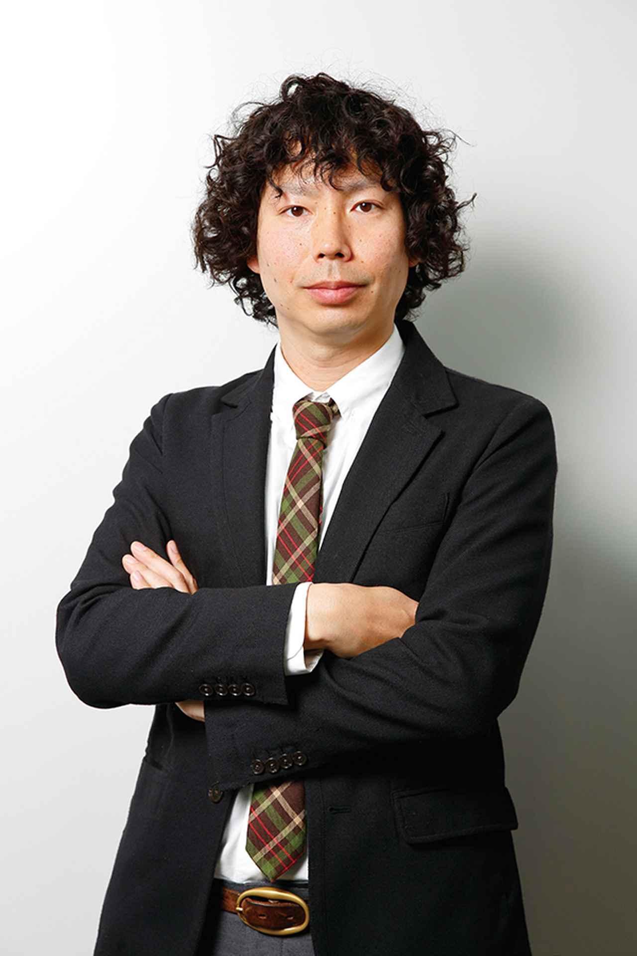 画像: ゲットナビ編集部 統括編集長 野村純也氏