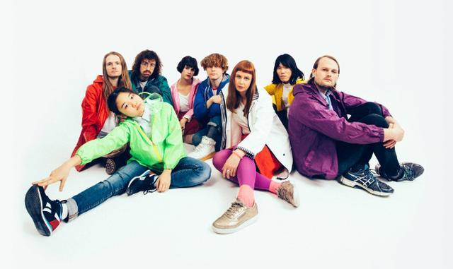 画像: 話題の多国籍バンド、スーパーオーガニズムの東京追加公演が決定