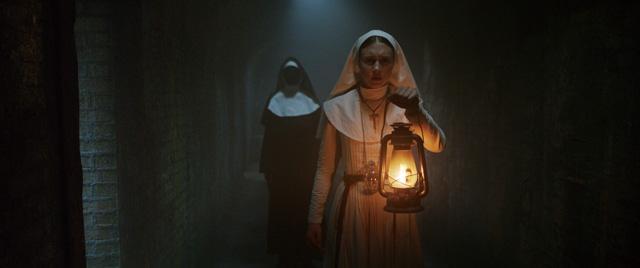 画像: 恐怖はここから始まった「死霊館のシスター」 - 楽懸