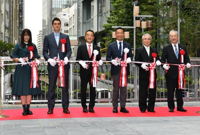 """画像: 新しい渋谷の""""まちびらき""""「渋谷ストリーム」「渋谷ブリッジ」が開業"""