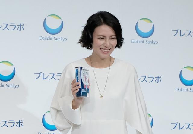 画像: 柴咲コウ、新CM発表で告白「キスシーンの前に納豆を……」