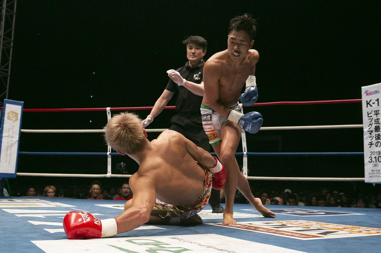 画像: 芦澤竜誠が小澤海斗との遺恨マッチを制する【9・24 K-1】