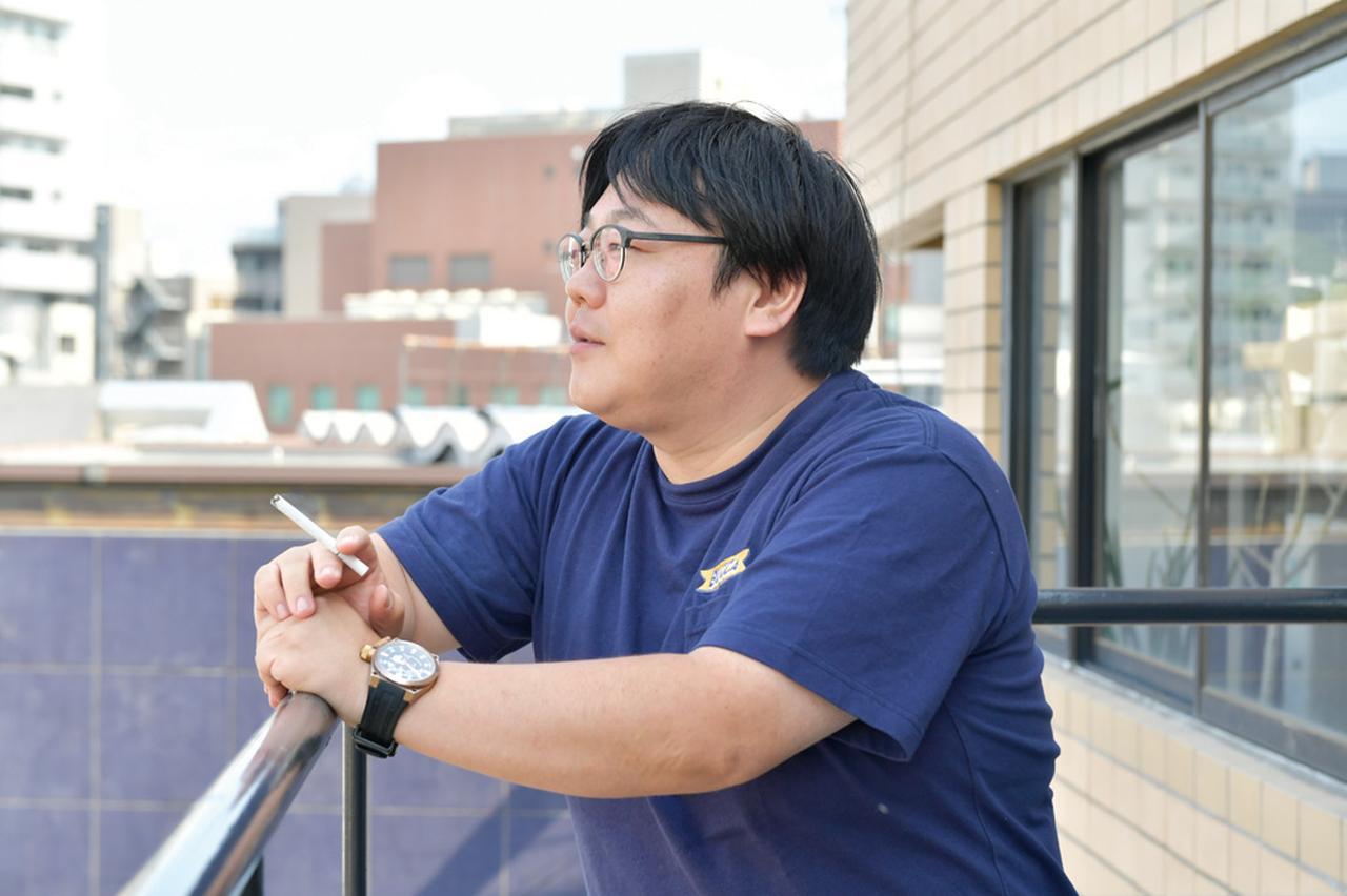 画像: 「アメリカンドッグより煙草の似合う男になりたい」関 太