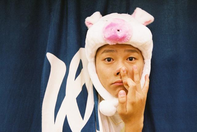 画像: Dream Ayaのフォトコラム【フォトバイアヤ】第23回 『おにぎりくん(小森隼)を撮りました』