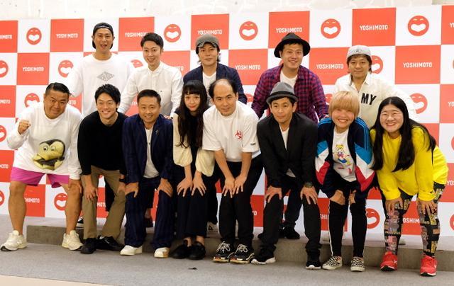 画像: 吉本坂46の選抜メンバーが決定! トレエン斎藤とスパイク小川のWセンター