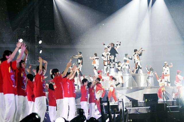 画像: EXILEが釜石の中学生と東京ドームでコラボステージ!EXILE ÜSA「感動した」