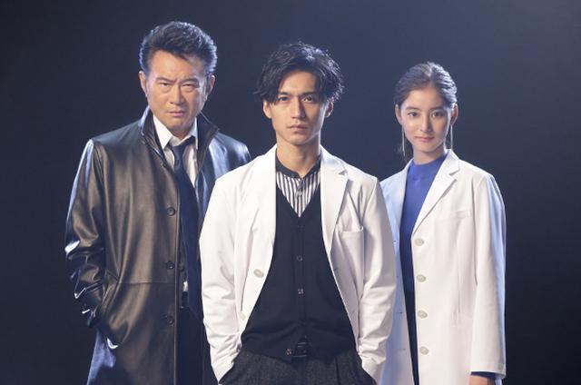画像: 錦戸亮、初の月9主演で科捜研の男! 1月期月9で本格サスペンス