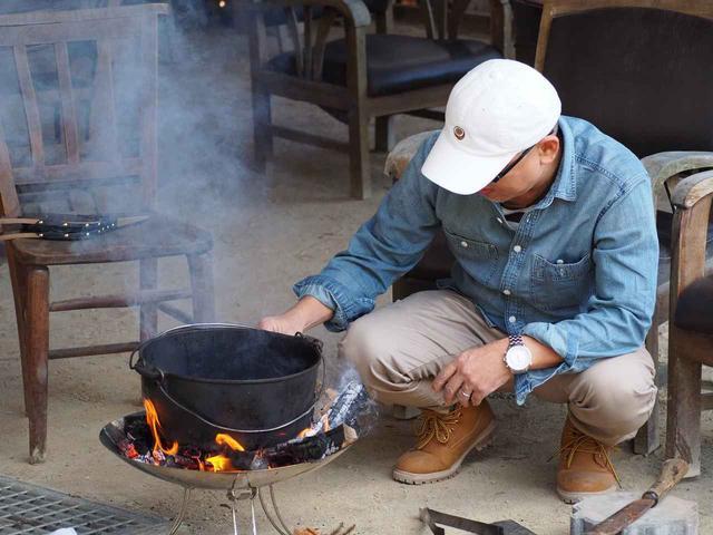 画像2: ピザ作りとダッチオーブンで秋の食欲全開 Farming Event Report【2018.10.28】