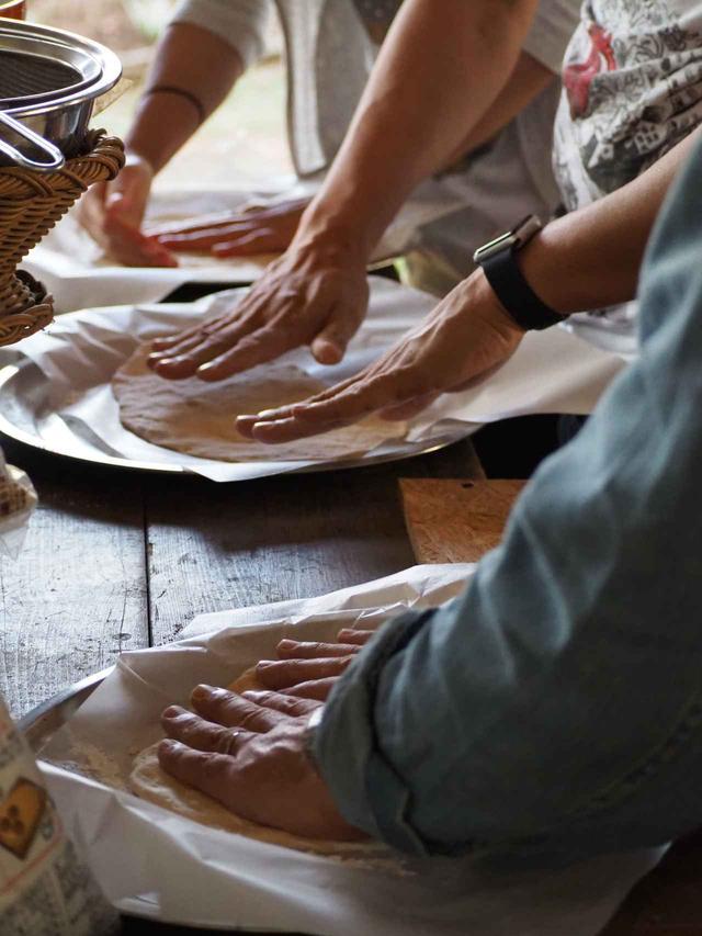 画像6: ピザ作りとダッチオーブンで秋の食欲全開 Farming Event Report【2018.10.28】
