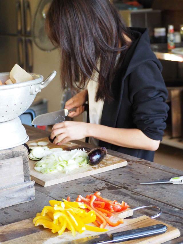 画像4: ピザ作りとダッチオーブンで秋の食欲全開 Farming Event Report【2018.10.28】