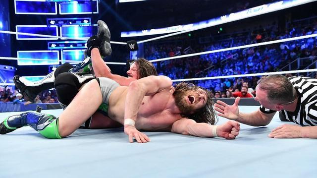 画像: スマックダウン王座戦がAJ vsジョーに変更【11・3 WWE「クラウン・ジュエル」】