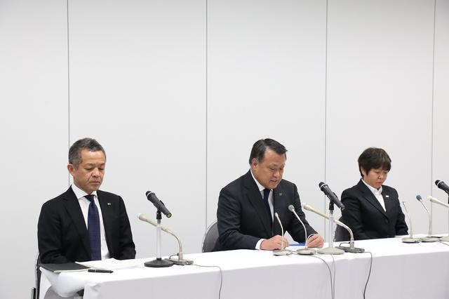画像: サッカーU-17日本女子代表の楠瀬監督が女性職員への「不適切な行為」で辞任