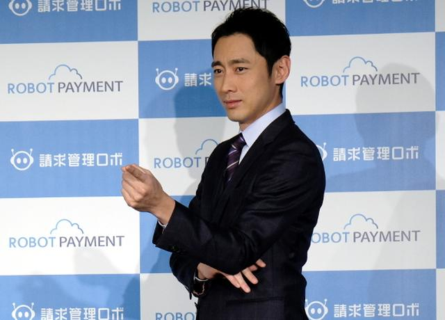 画像: 小泉孝太郎「起業するならスタジオ経営」新CMでCEOに就任