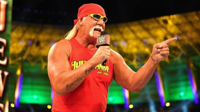 画像: ハルク・ホーガンがWWEに復帰【11・2 WWE】