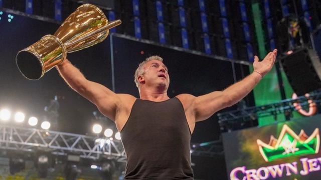画像: 割り込み出場のシェーン・マクマホンが「WWEワールドカップ」まさかの優勝【11・2 WWE】