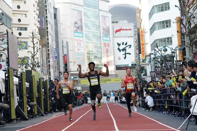 画像: 今日は渋谷に陸上トラックが出現&未来のストリートアートも体感/11月4日(日)の東京イベント