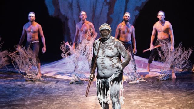 画像: オーストラリアのダンスカンパニー バンガラ・ダンス・シアター『Spirit 2018』『I.B.I.S』