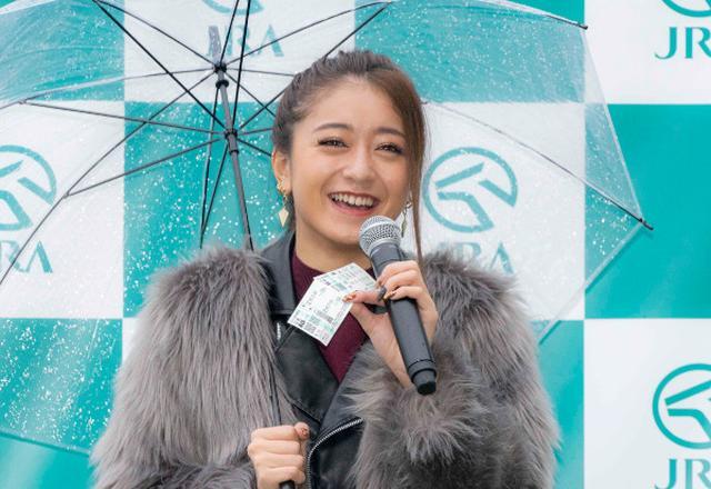 画像: 20歳になった池田美優、競馬場で人生「初」づくし