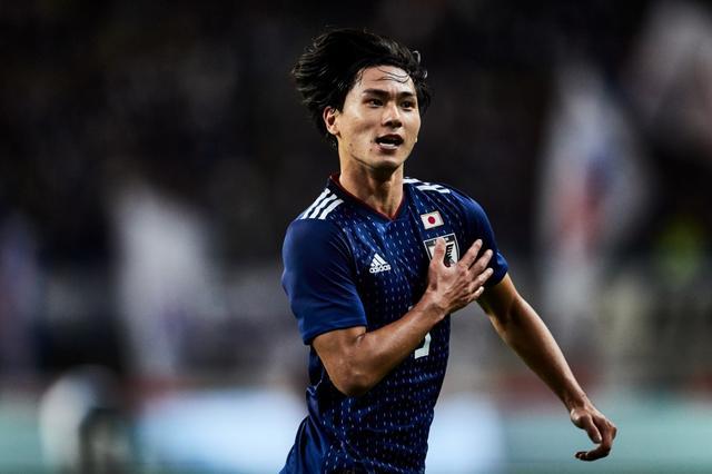 画像: サッカー日本代表・南野拓実【プロの瞬撮】