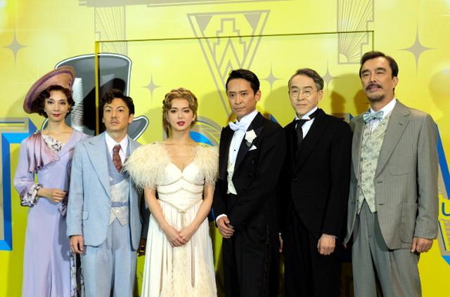 画像: V6の坂本昌行主演、アステア&ロジャーズのミュージカル『TOP HAT』が開幕!