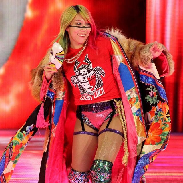 画像: アスカが女子5対5エリミネーション戦のメンバー入り【11・18 WWE】