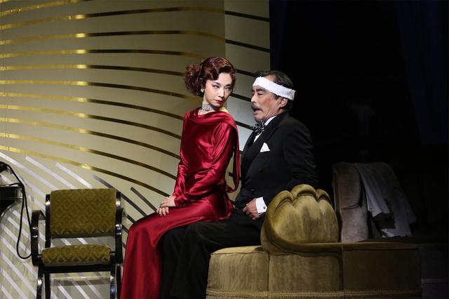 画像: 小粋でおしゃれなロマンティック・ラブストーリー ミュージカル「TOP HAT」