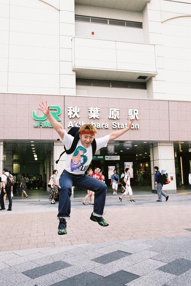 画像: Dream Ayaのフォトコラム【フォトバイアヤ】第26回『さのさん』