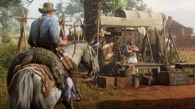 画像: 「RED DEAD REDEMPTION II 」自らの誇りと命を賭けて戦うガンマンたちの物語