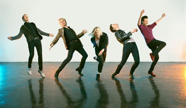 画像: Mステ出演で話題集めた英バンド、Franz Ferdinandが再来日