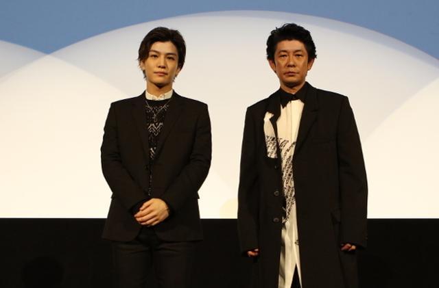 画像: 岩田剛典が永瀬正敏との共演を熱望!『Vision』ブルーレイ&DVD化でイベント
