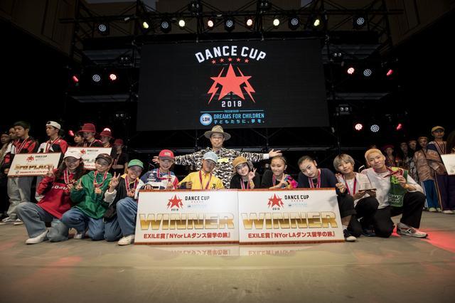 画像: ストリートダンスコンテスト「DANCE CUP」決勝 小学生は千葉のCanal street NYC、中学生は大阪のDivaが頂点に