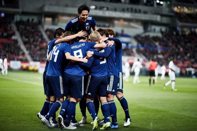 画像: サッカー日本代表・歓喜の選手たち 【アフロスポーツ プロの瞬撮】