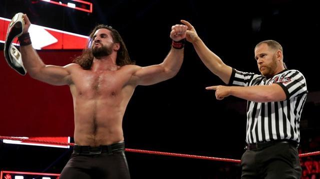 画像: IC王者ロリンズが実力者ジグラーを下し王座防衛【11・26 WWE】