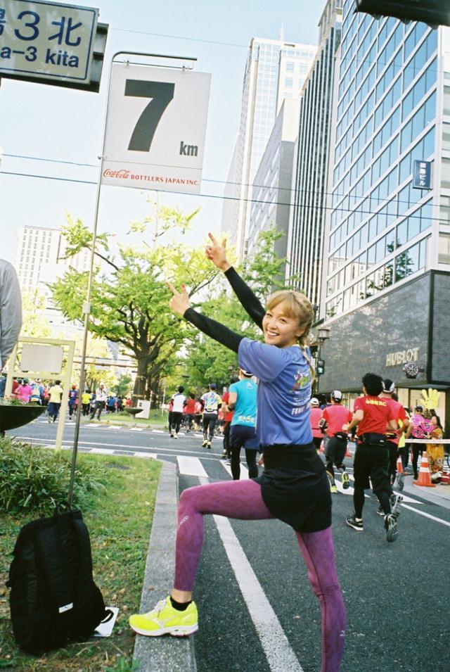 画像: Dream Ayaのフォトコラム【フォトバイアヤ】第27回『大阪マラソン走ったで〜〜〜!』