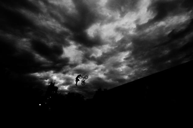 画像: BMXフリースタイル・パーク 中村輪夢『孤独』 【アフロスポーツ プロの瞬撮】