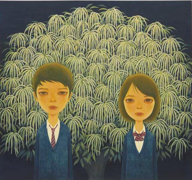 画像: 1年の終わりと始まりに「自分」と「世界」を見つめてみる 川島秀明展「Youth」