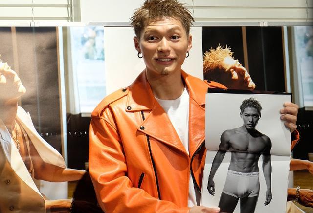 画像: EXILE SHOKICHIがファースト写真集「体もバッチリ仕上げた」
