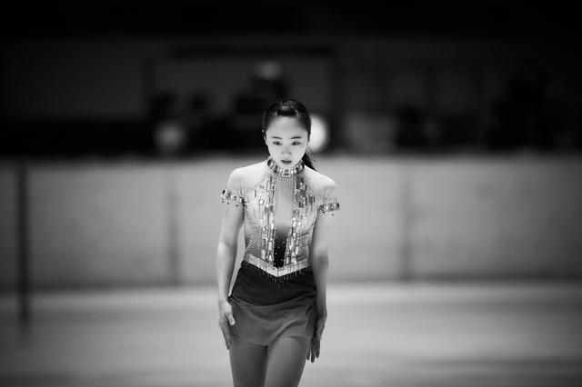 画像: フィギュアスケート・本番に向かう本田望結 【アフロスポーツ プロの瞬撮】