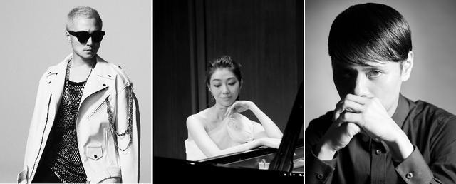 画像: VERBALらが新プロジェクト! クラシックピアノとエレクトリックサウンドの融合