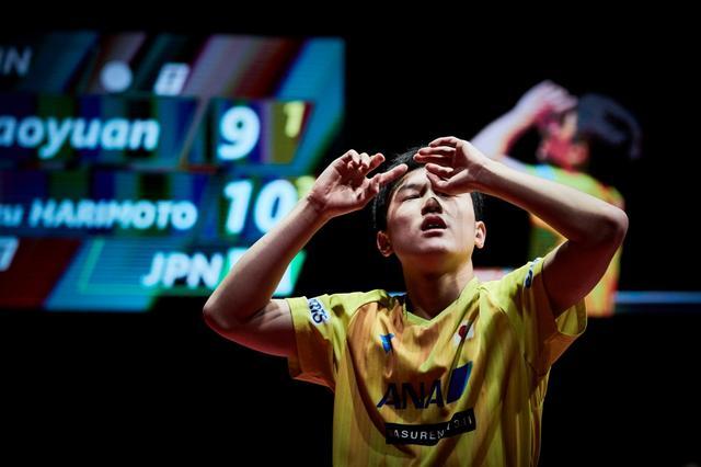 画像: 卓球・最年少優勝 張本智和 【アフロスポーツ プロの瞬撮】