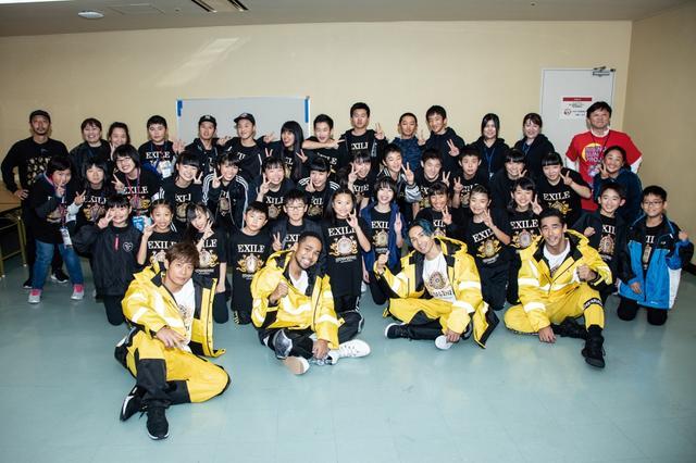 画像: 【月刊EXILE最新号より】日本を元気に! JAPAN MOVE UP VOL.681EXILEが熊本と岩手の子どもたちと「Rising Sun」を披露!