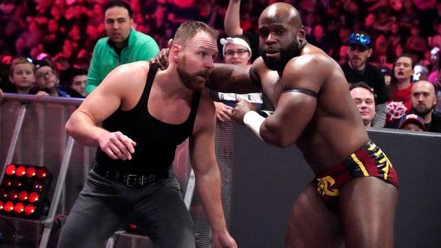 画像: IC王者アンブローズがダーティ・ディーズ一撃で王座防衛【12・31 WWE】