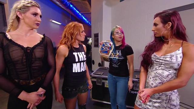 画像: 女子王者アスカ「誰とでも闘う。誰も私には敵わない」【1・1 WWE】