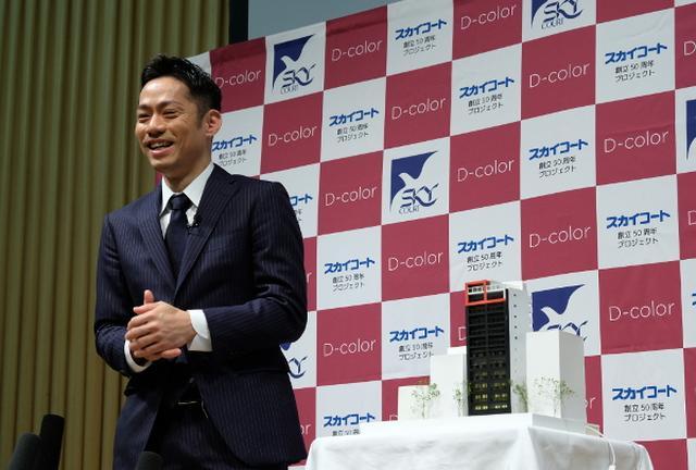画像: 髙橋大輔「いつでもどこでも最高のパフォーマンスをしたい」