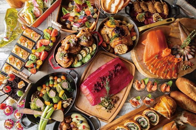 画像: 北欧の家庭料理を満喫「北欧料理ビュッフェ」