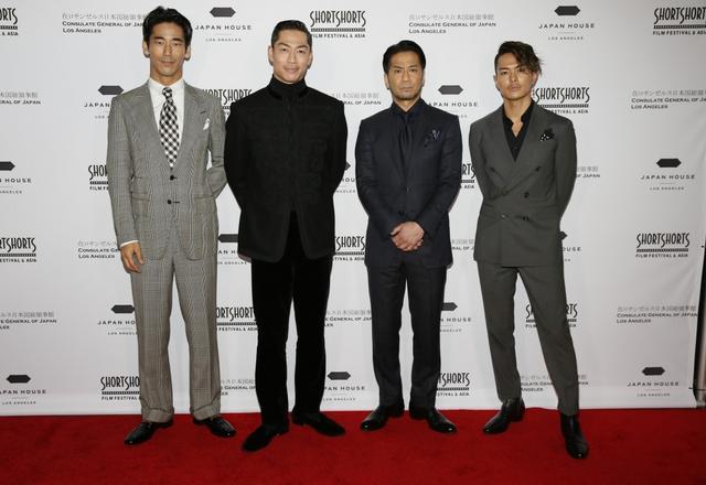 画像: 三代目JSB 今市隆二がショートフィルムで俳優デビュー!ロサンゼルスで発表!