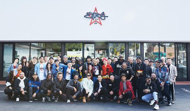 画像: EXILE HIRO、MAKIDAI、今市隆二らが激励!「EXPG STUDIO」LA校開校